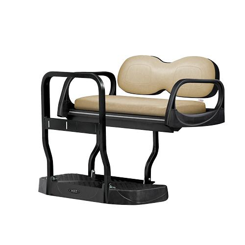 Max 5 Rear Flip Seat Frame w/Cushions CCP