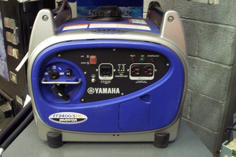 Inverter Generator 2400 watt