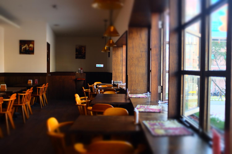 Damshui Café
