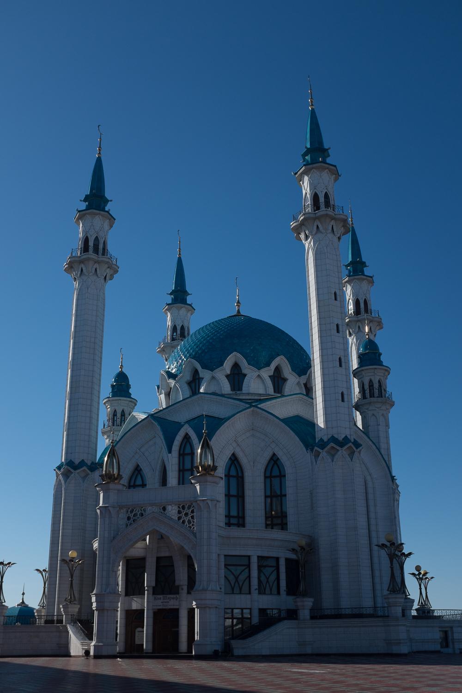 Kazan Kremlin...church