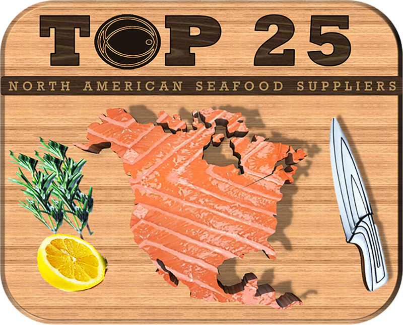 The Top 25 North American Seafood Suppliers