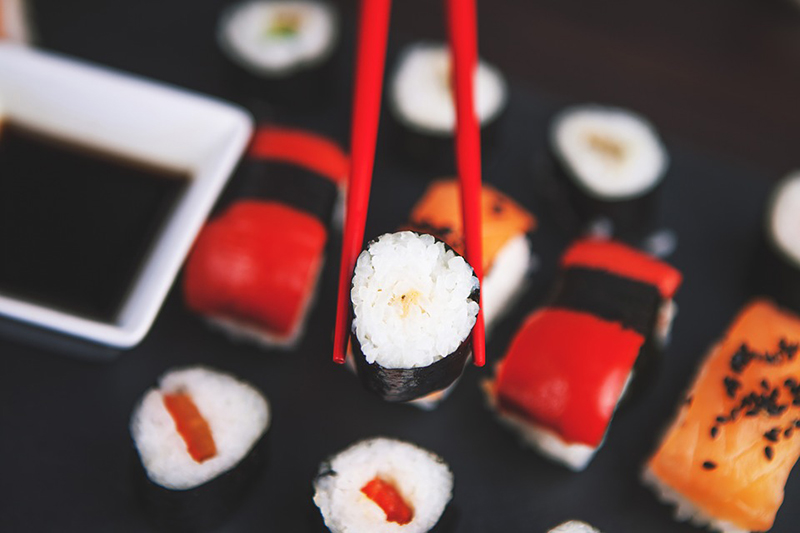 The Raw Truth About Sustainable Sushi Sourcing