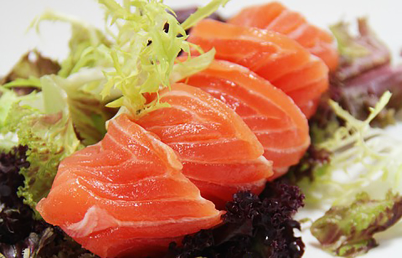More farmed Atlantic salmon reaching market, consumption rises