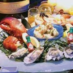 Las Vegas Restaurant Offers Global Seafood Playground