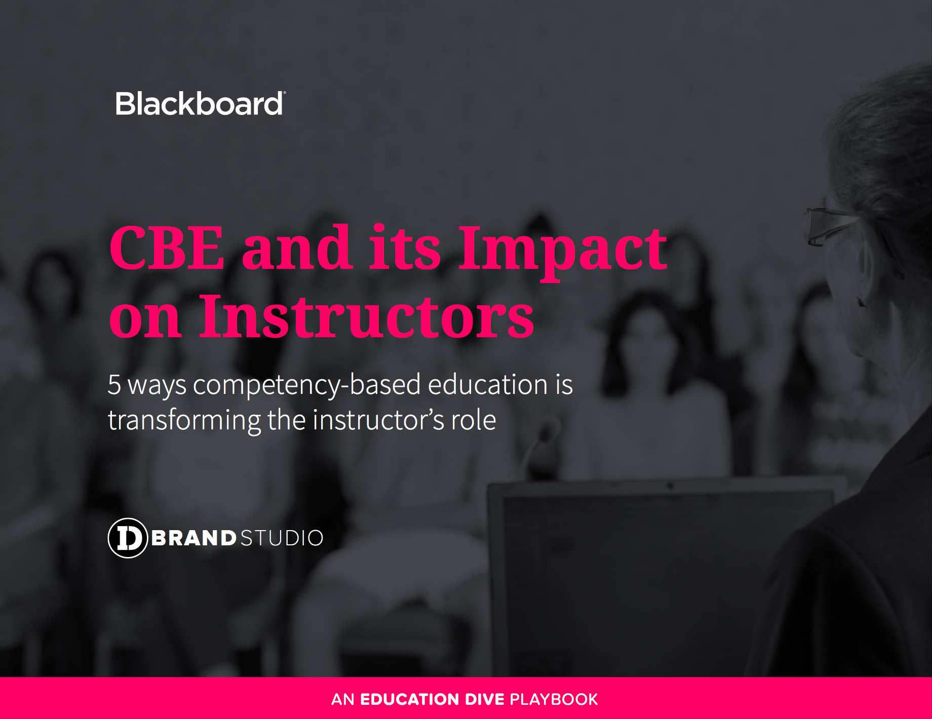 CBE and its Impact on Instructors: