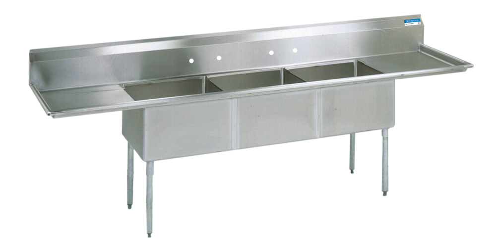 High Quality Compartment Sinks