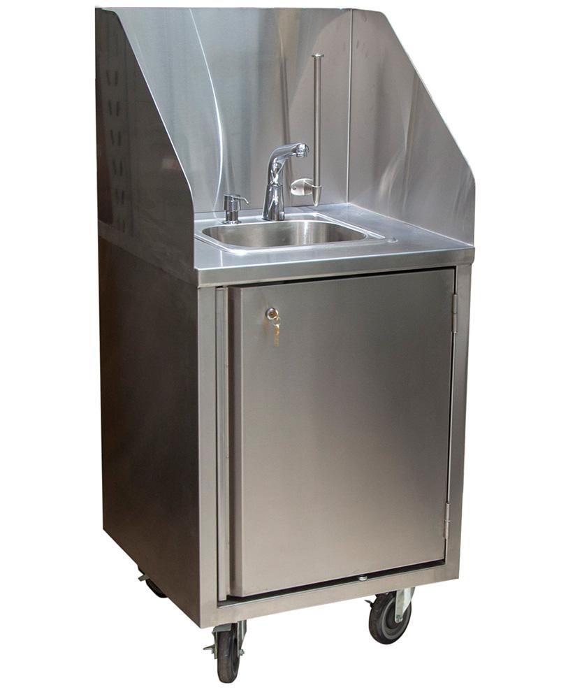 Mobile Sink (Sensored Hot)
