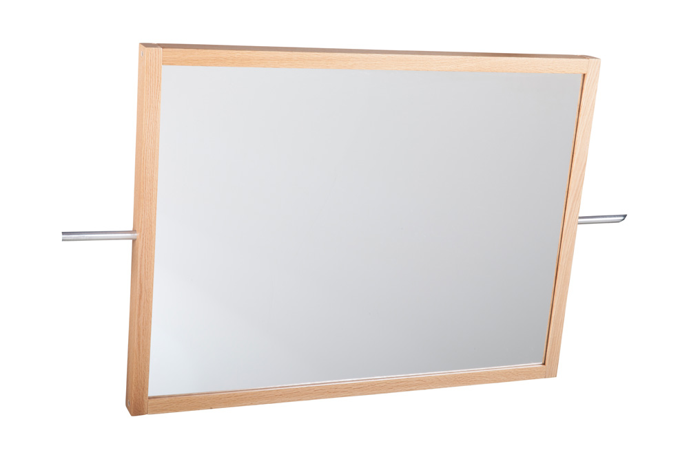 Mirror for Mobile Demonstration Units
