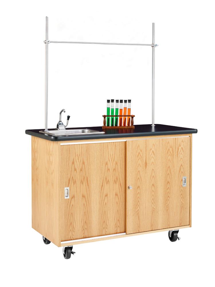 Economy Mobile Lab Table