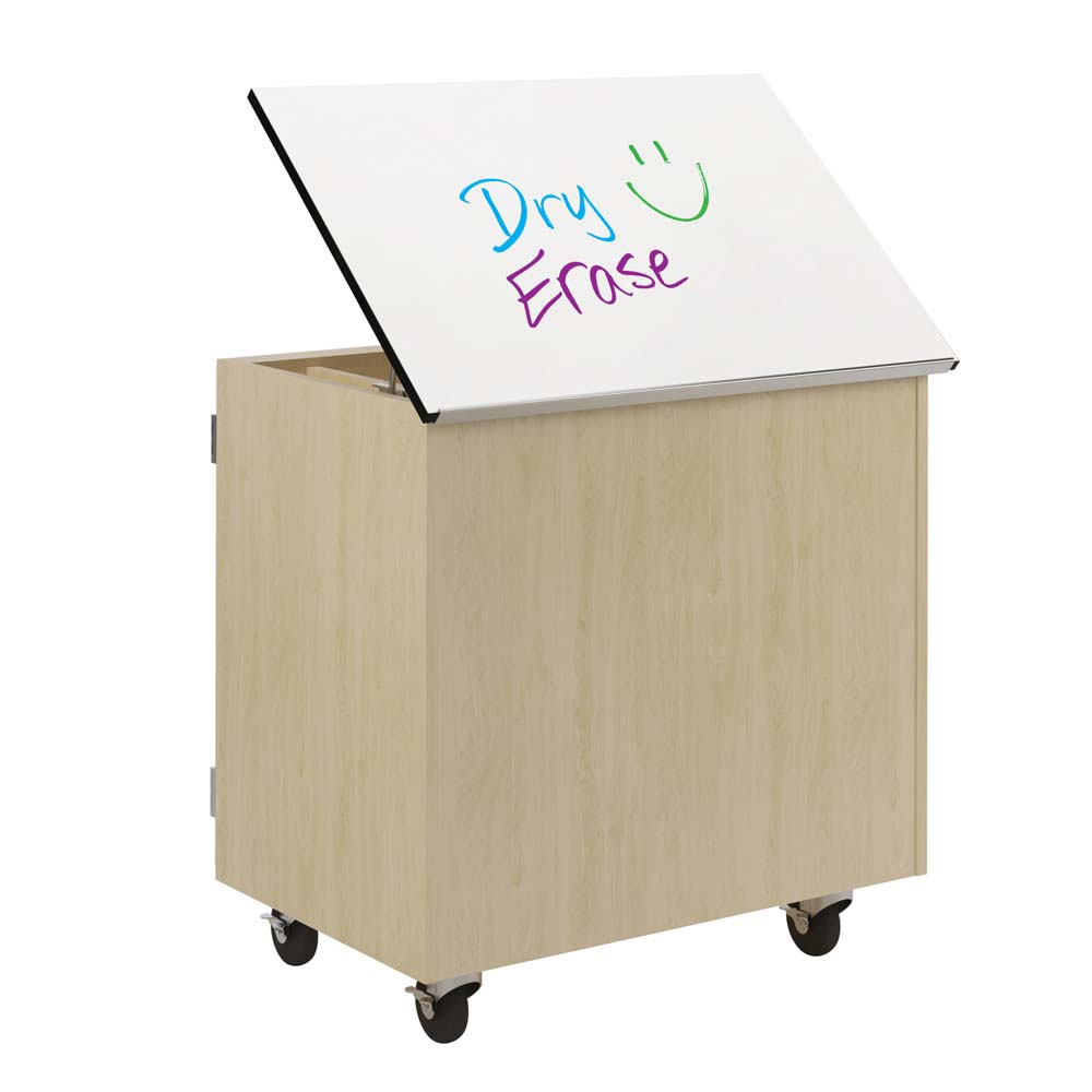 Write-n-Roll Storage