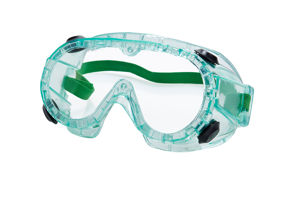 Flexible Goggles
