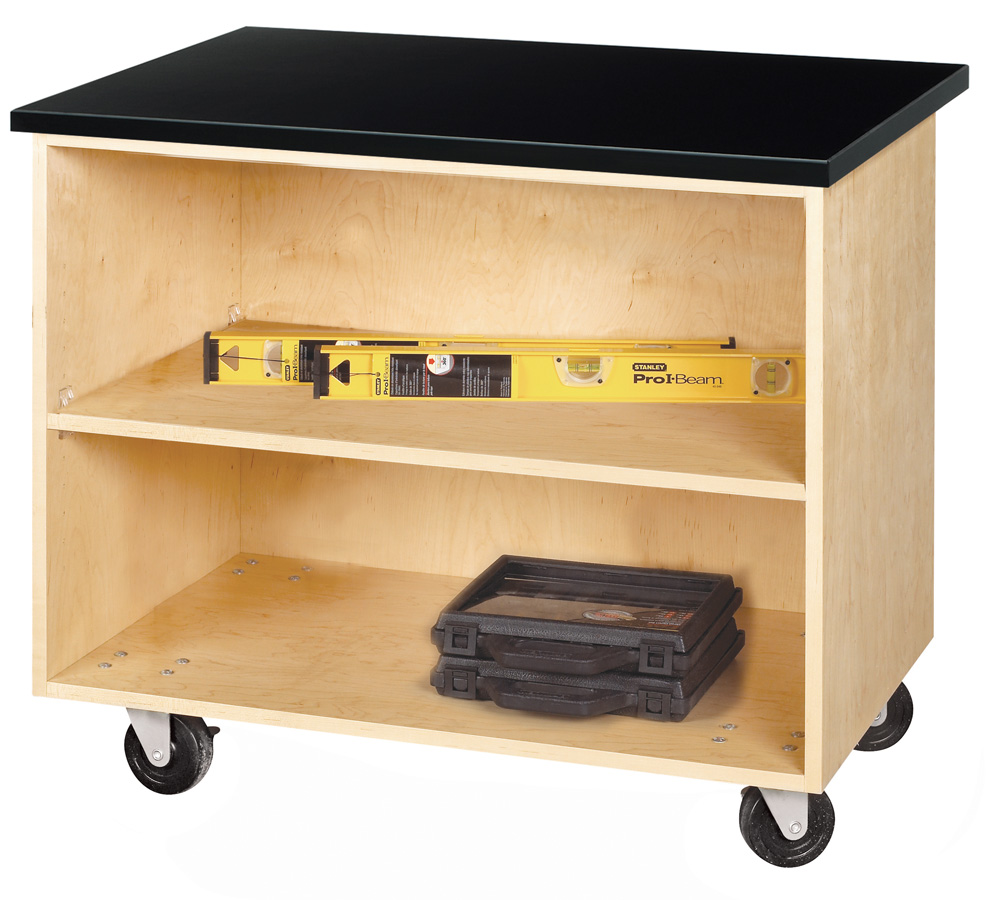Mobile Demonstration Cabinet