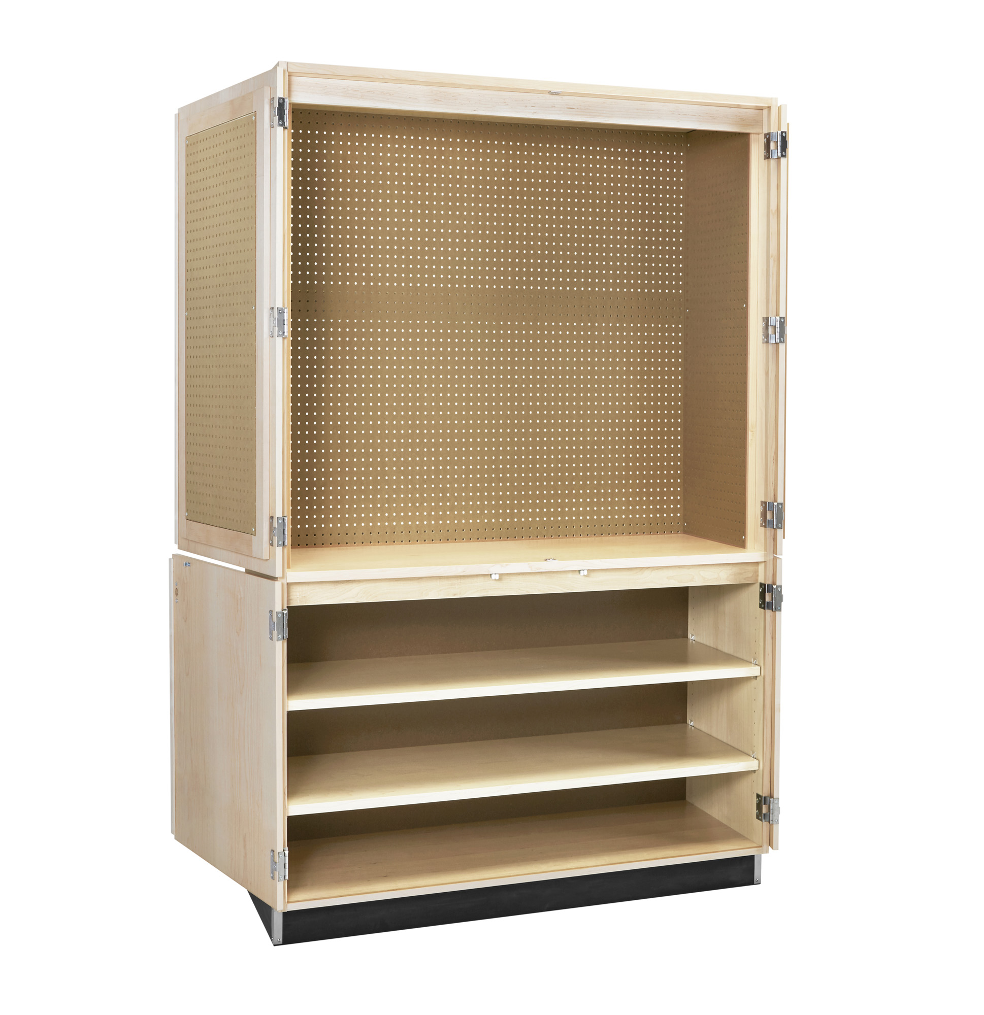 Tool Storage Cabinet with Tools