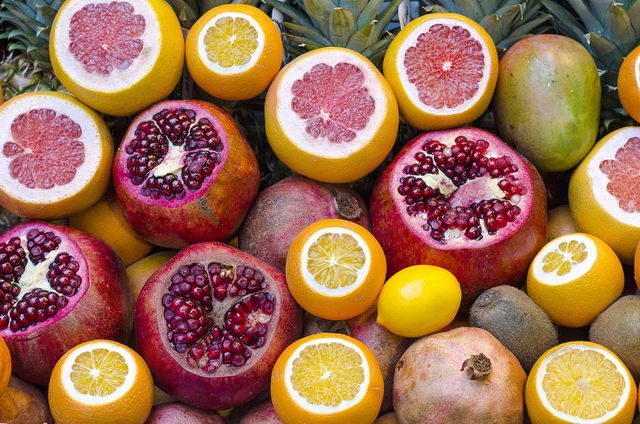 Pomegranate Juicing Recipes
