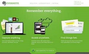 resources - Evernote image