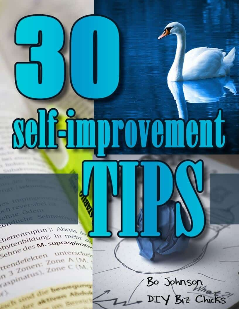 30 Easy Self-Improvement Hacks for 2017