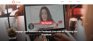 FB-Live streaming video platforms