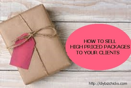 The Real Way to Sell Your High Priced Package To Your Clients