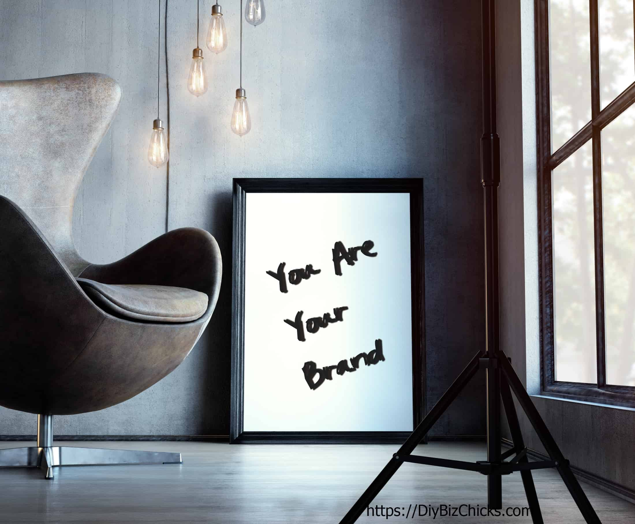 You Are Your Brand-Master It