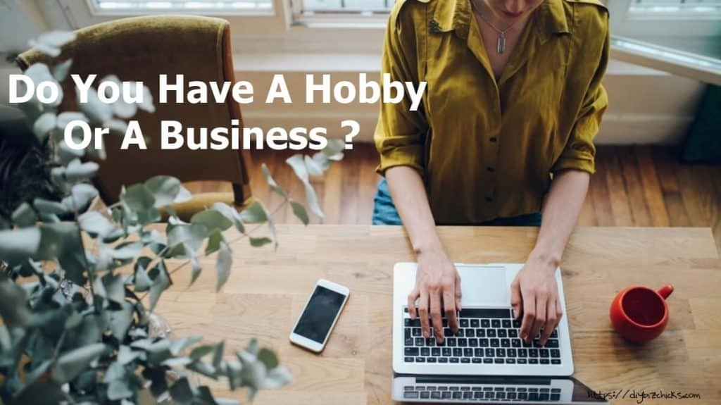 Hobby-or-a-Business