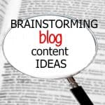 Blog Content Ideas To Use Now