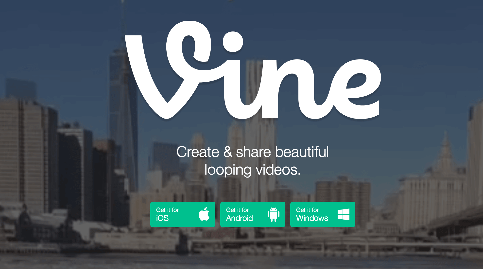 Vine Turns 1 And Users Catch On With a Vengence
