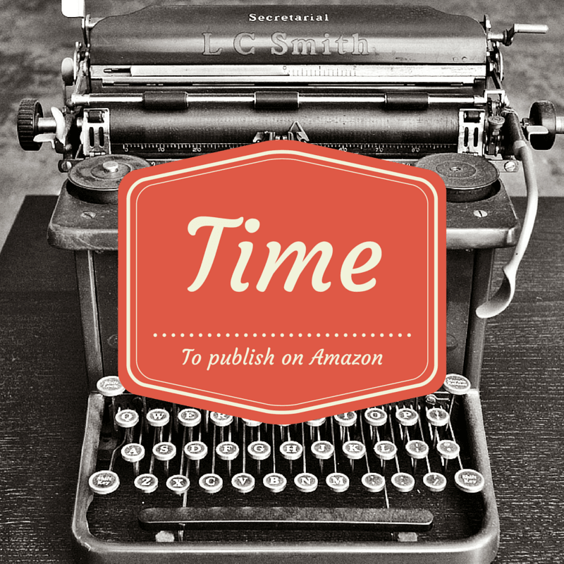 How to Create More Time to Write and Self-Publish on Amazon