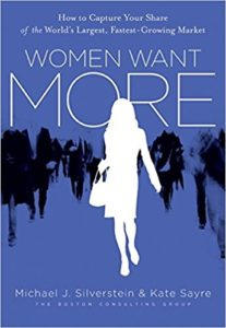 Women Want More book cover