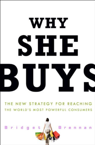 Why She Buys book cove