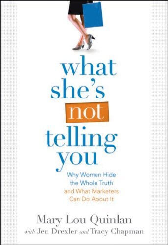 What She's Not Telling You book cover