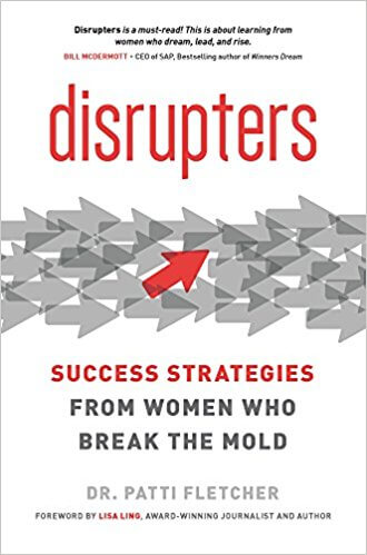 Disrupters book cover
