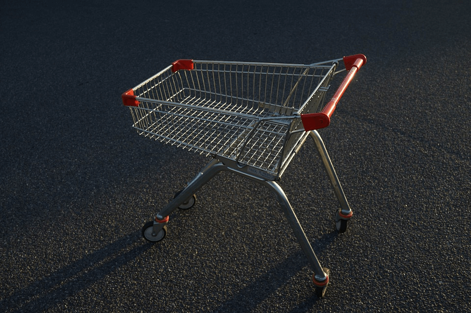shopify small business abandoned shopping cart