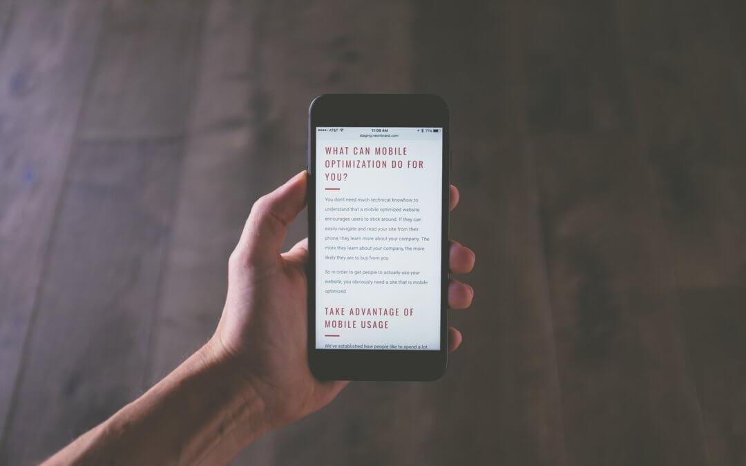 5 Ways to Speed up WordPress in the Mobile Era