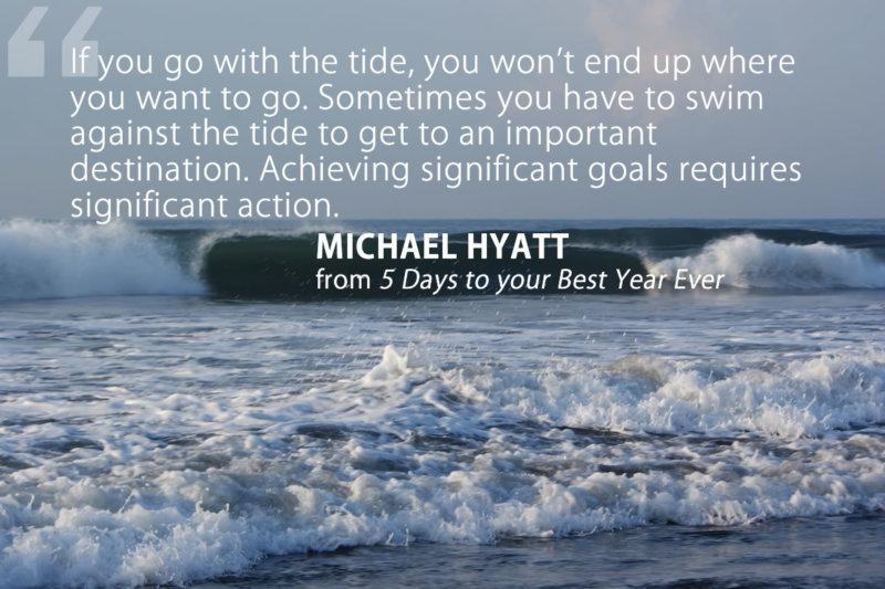 michael hyatt your best year ever