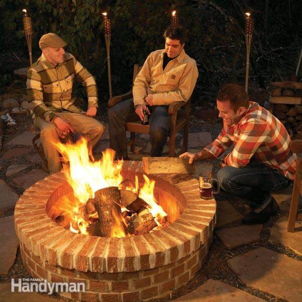 17 Backyard Diy Fire Pit Ideas That Will Quickly Impress
