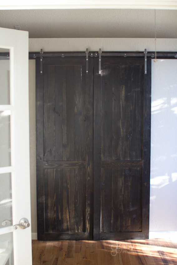 23 Diy Modern Barn Doors A Perfect Marriage Of Function