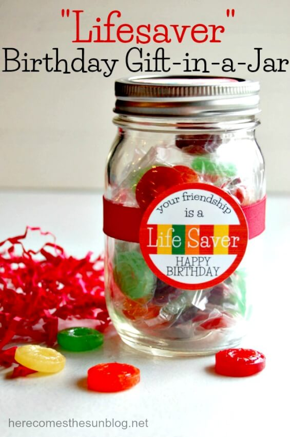 27 Amazingly Cute DIY Birthday Gifts For Friends (IDEAS)