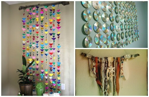 Affordable Diy Wall Decor : Cute affordable diy teen bedroom ideas