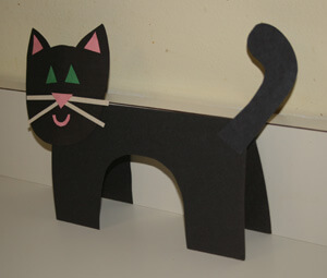 cat craft ideas 31 easy amp adorable construction paper crafts for all 1245