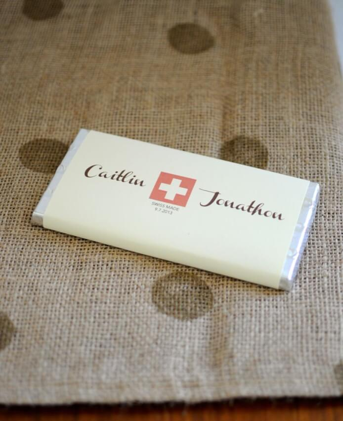 diy adult party favors personalized chocolate bars