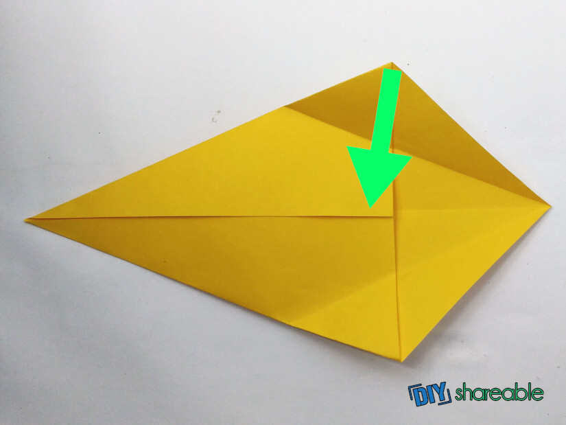 folding paper step by step