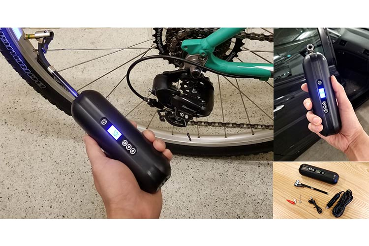 AirPump Power Portable Electric USB Air Pump