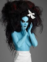 In my own fashion: Kembra Pfahler and Rick Owens