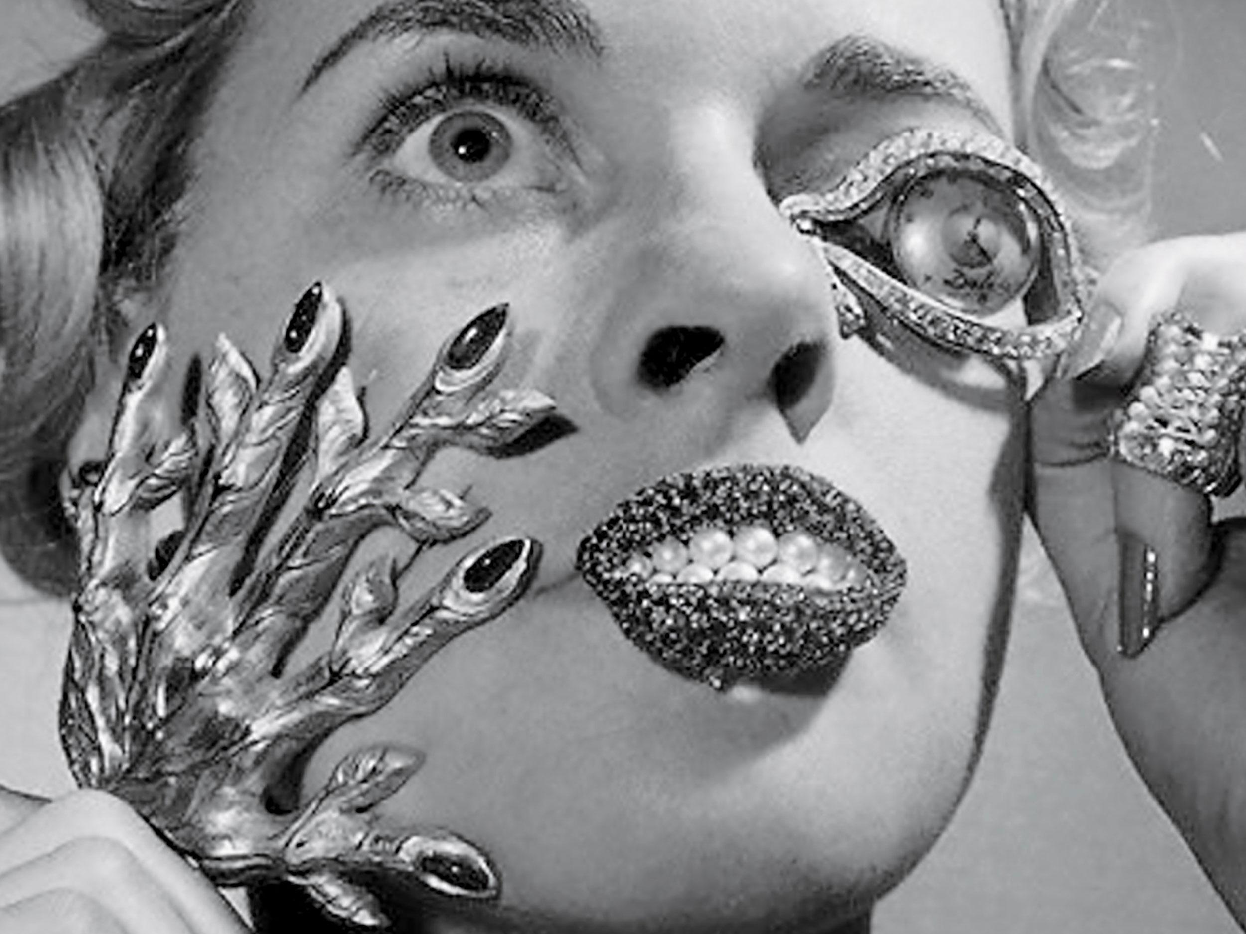 Delfina Delettrez, daughter of Silvia Venturini Fendi, shares her jewelry design inspirations