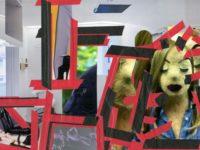 In 'Space Fuck,' Bjarne Melgaard reinterprets Rem Koolhaas's OMA