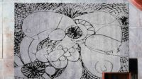 Henzel Studio, the artisan rug manufacturer that counts Helmut Lang and Mickalene Thomas among its collaborators