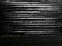 Artist Pierre Soulages crafts post-war reflections in black