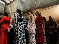 Splendid Reverie: Backstage Paris Haute Couture Fall/Winter 2017