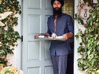 Wearing Wanderlust: Waris Ahluwalia x The Kooples