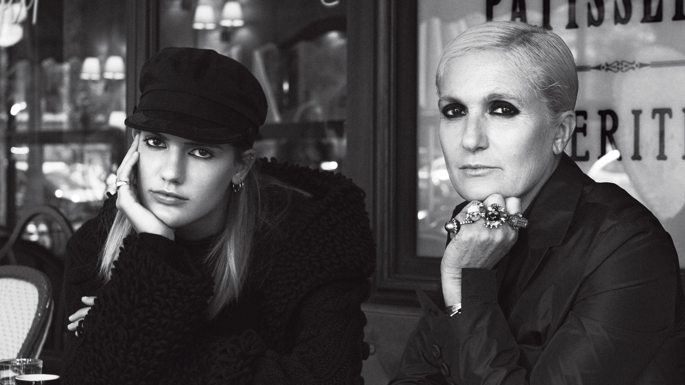 64fd97e6878 Maria Grazia Chiuri on her feminist vision for Dior